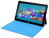 The Surface by Microsoft!